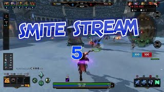 Smite with the squad 5 thumbnail