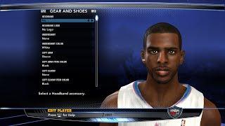 NBA 2K14 Chris Paul