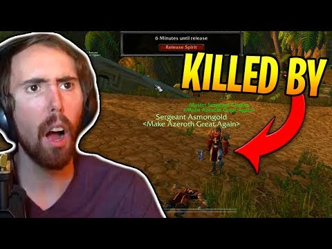 Asmongold Gets Called RACIST & THREATENED On The Classic WoW Forums!