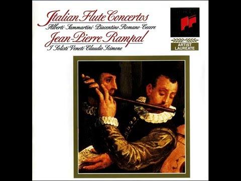 Italian Flute Concertos - Jean-Pierre Rampal & I Solisti Veneti