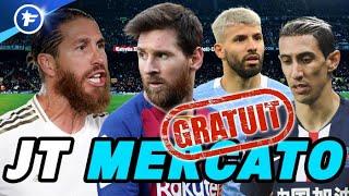 Ces joueurs libres qui vont enflammer l'année 2021 | Journal du Mercato