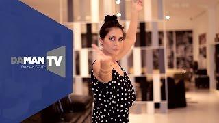Hannah Al Rashid Shows Off Her Pencak Silat Skills