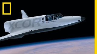 Would You Consider Flying to Space in This Affordable Rocket Ship? | Short Film Showcase