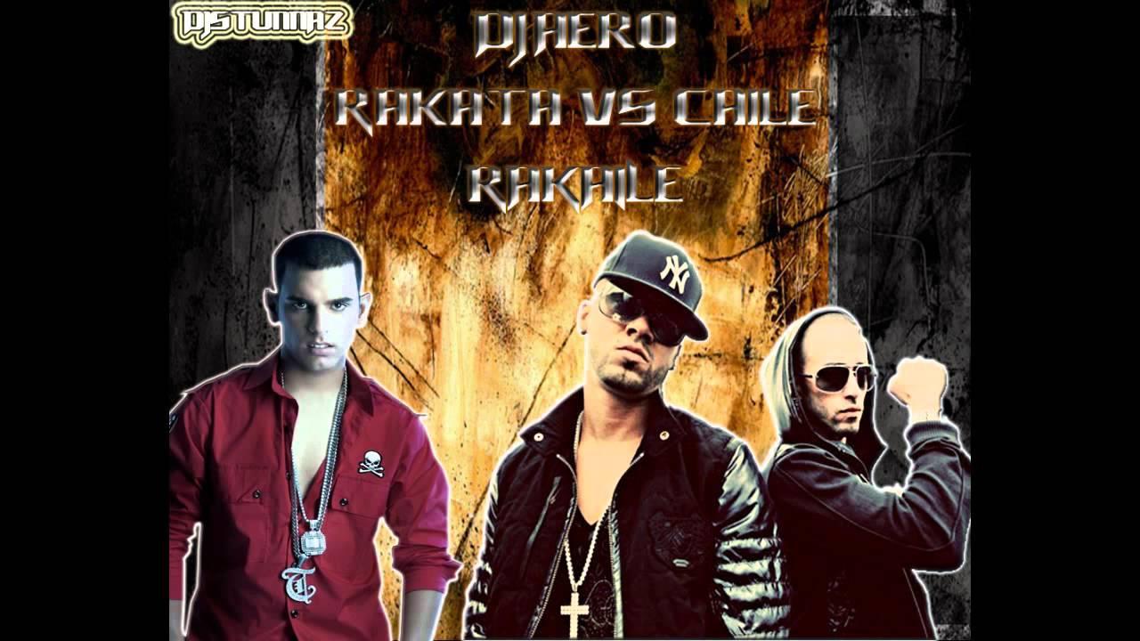 Rakata   Caile   DJ Aero Mashup #1