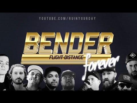 BENDER FOREVER w 24/7, ILLMAC, THE SAURUS, KID TWIST, SKETCH, DIRTBAG, CHASE, FREDO, CAUSTIC & LUSH