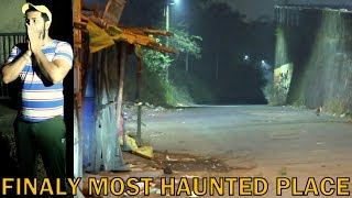 FINALLY MOST HAUNTED PLACE BY VJ PAWAN SINGH