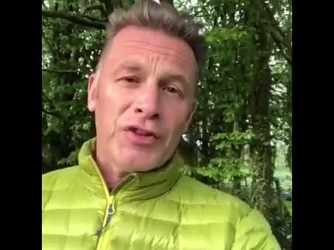 Chris Packham Supports Spinnaker Tower Charity Abseil | Isle of Wight Radio