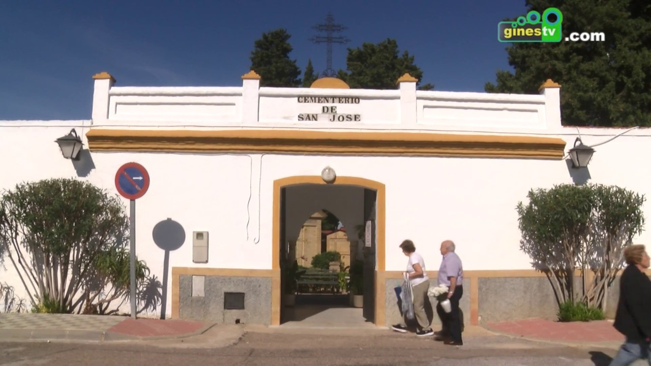 El Cementerio municipal San José de Gines renueva sus instalaciones