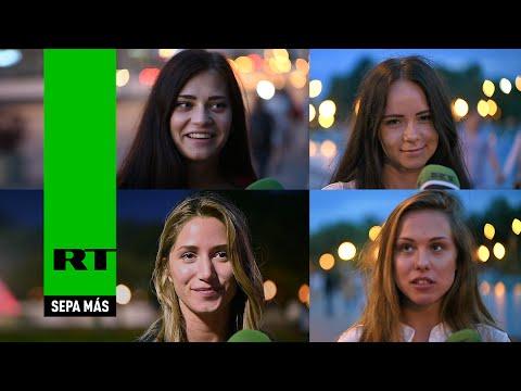Chicas rusas y sus respuestas a nuestras 'difíciles' preguntas de YouTube · Duración:  3 minutos 50 segundos