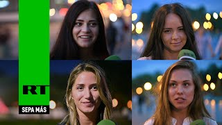 Chicas rusas y sus respuestas a nuestras