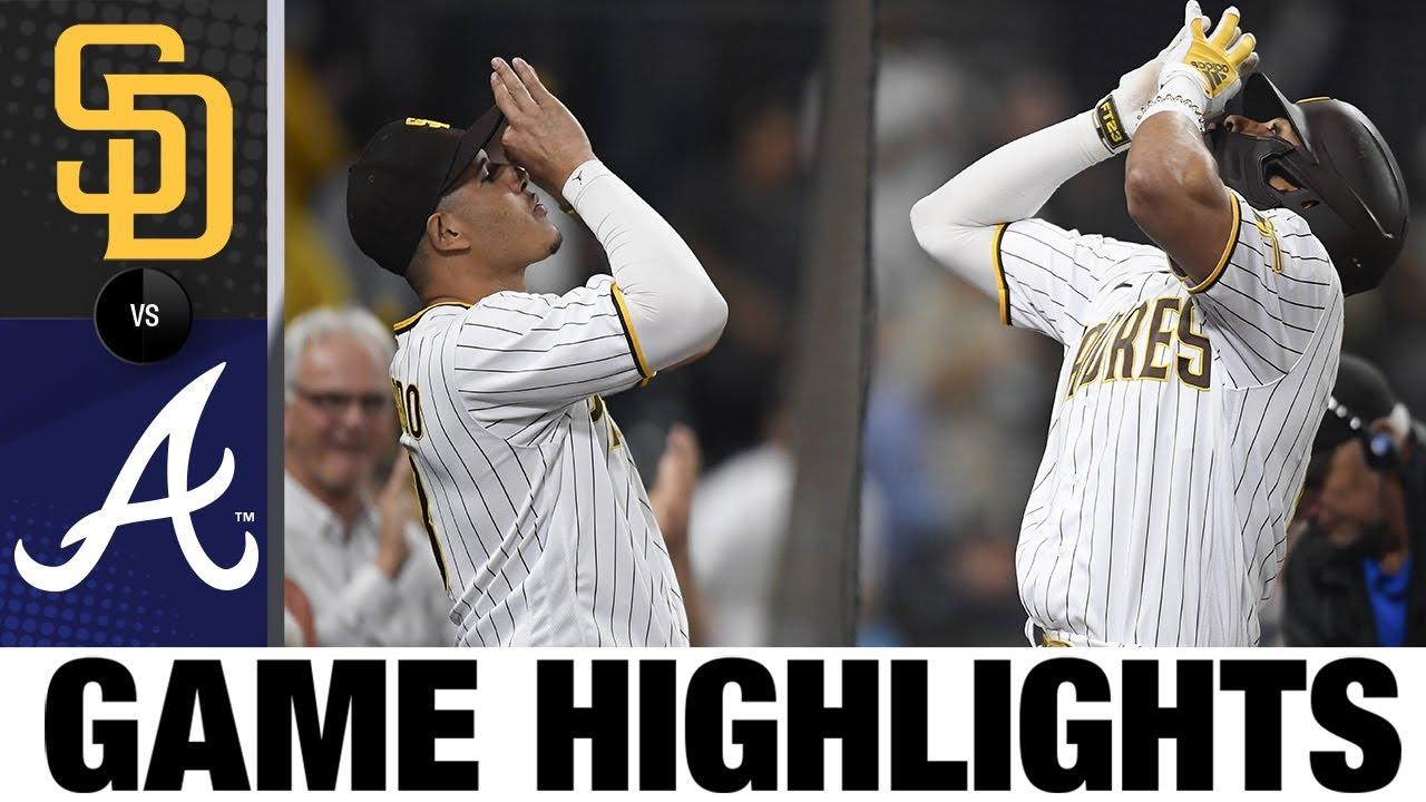 Download Padres vs. Braves Game 1 Highlights (9/24/21)   MLB Highlights