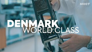 Denmark World-Class: Nano satellites in space