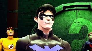 Young Justice: Legacy Walkthrough - Walkthrough Part 27 - Mission 12: It