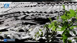 В ночь на 12 июля ВСУ произвели обстрел поселка Гольмовский