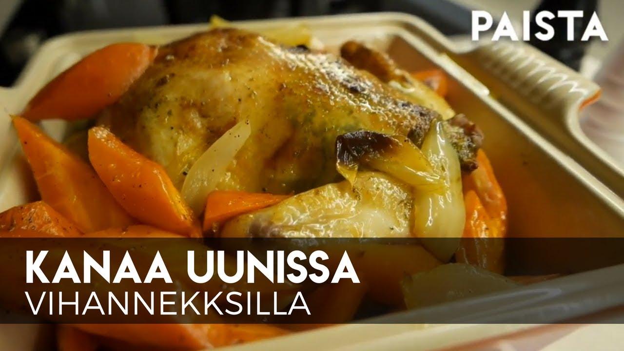 Kana Uunissa