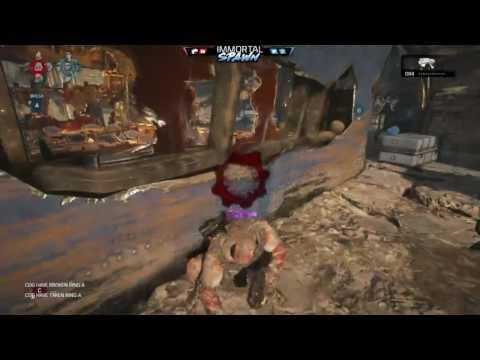 Gears of War 4 MLG Pro Circuit GB Match vs Misery on Impact