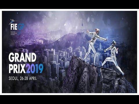 Men's Sabre Grand Prix Seoul 2019 Finals