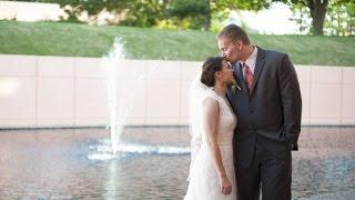 The Wedding of Jordan Hatfield & Meghan Gerber 5/31/14 Louisville, KY @ Kaden Tower
