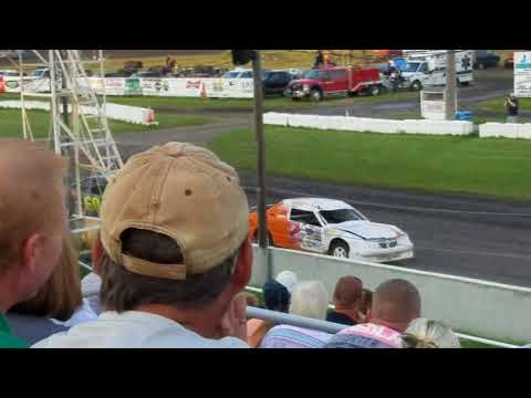 Dustin Virkus @ Fiesta City Speedway- Feature 8.9.17 (ran 8.30.17)