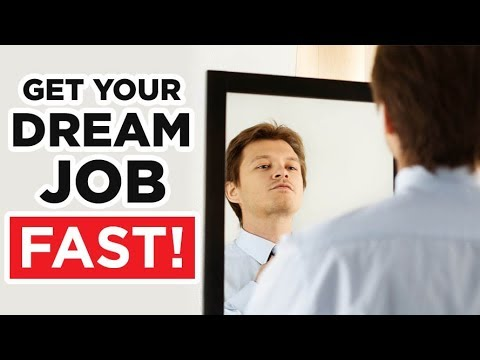 Awesome How To Land Your Dream Job | 5 Tips To Help Get The Job You Want   YouTube Intended For How To Get The Job You Want