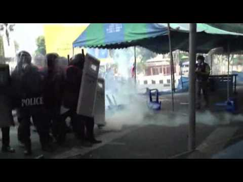 Raw: Deadly Clashes in Bangkok