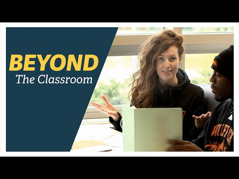 Thompson Rivers University Campus Tour - Beyond the Classroom (Part 3 of 7)