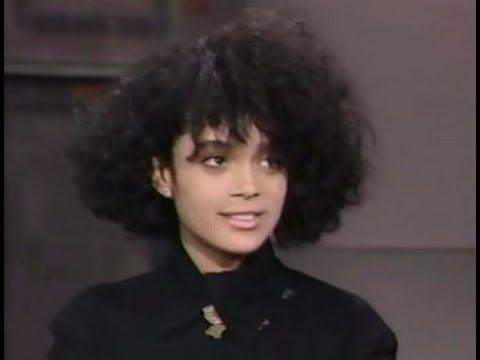 Lisa Bonet on Letterman 1986
