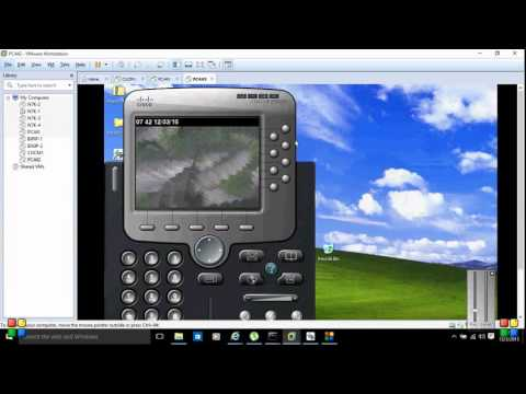 Configure ip communicator to uc500 series devices.