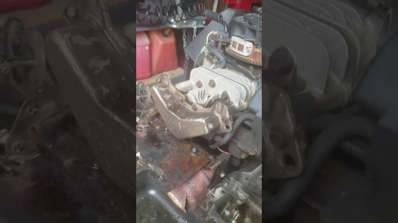Kohler Courage Valve Cover Gasket Update