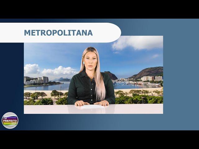 Notícias dos Municípios - Metropolitana (16/04)