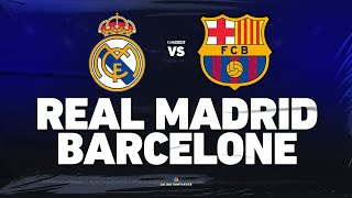 🔴 REAL MADRID - BARCELONE // CLASSICO // ClubHouse ( Real vs Barcelona )