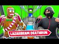 so i attempted LAZARBEAMS deathrun...