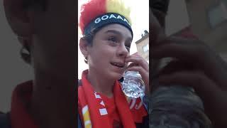 Vidéo avant le match Belgique Suisse ⚽️⚽️⚽️⚽️🇧🇪🇧🇪🇧🇪🇨🇭🇨🇭🇨🇭