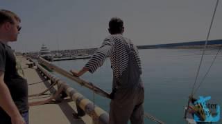 Путешествие на яхте Сочи Новороссийск по Черному морю