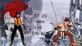 Nane OROCHIMARU  VS  EDY KOF    FT 20