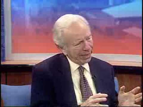 Interview w/ Sen. Joe Lieberman