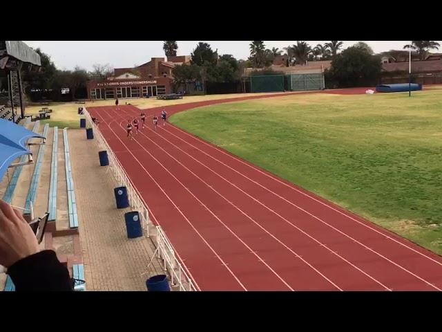 #VSA2020 | Male 15 | Rolandt Grosskopf | 200m | 23.50 seconds