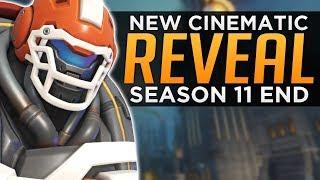 Overwatch: NEW Cinematic Reveal! - Season 11 ENDING!