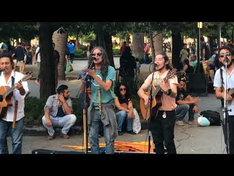 Santiago   grupo valparaiso   Plaza de armas