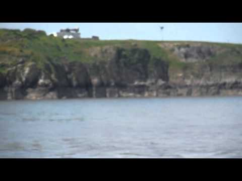 G THE COASTLINE OF FLAT HOLM ISLAND 22 6 2014