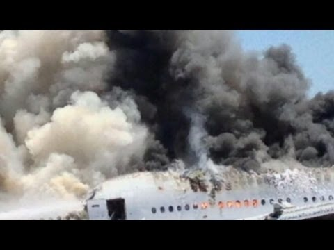 Plane Crash San Francisco Asiana Airlines Crash: Pilot Was on 9th Training Flight