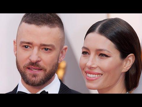 Justin Timberlake & Jessica Biel: Oscars 2017...