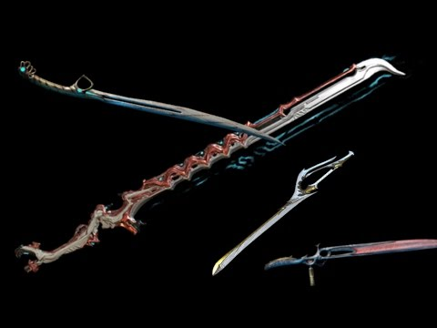 what is the best single handed sword in warframe youtube
