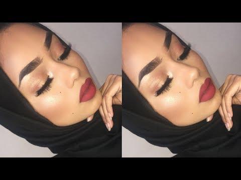 Golden glow summer makeup tutorial   Sabina Hannan