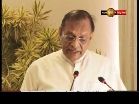 "News 1st: ""A country divided will always decline"" - Speaker Karu Jayasuriya"