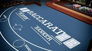 Baccarat HTML5 for Mobile - CasinoWebScripts