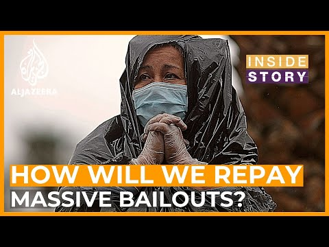 Who will pay for the financial fallout of the coronavirus pandemic?  I Inside Story