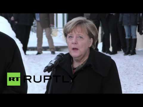 Germany: Merkel and Seehofer agree on 'reducing number of refugees'