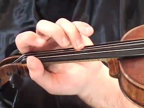 Bluegrass Fiddle Lessons - Soldier's Joy