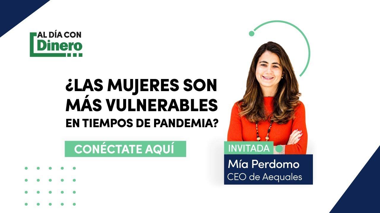 Equidad de género en Colombia durante la pandemia |  Al Día con Dinero